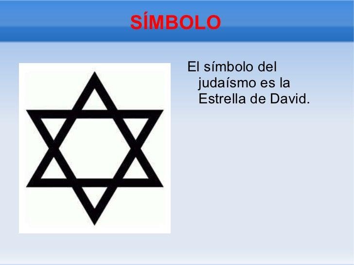 El JUDAISMO Alumnado de Erytheia