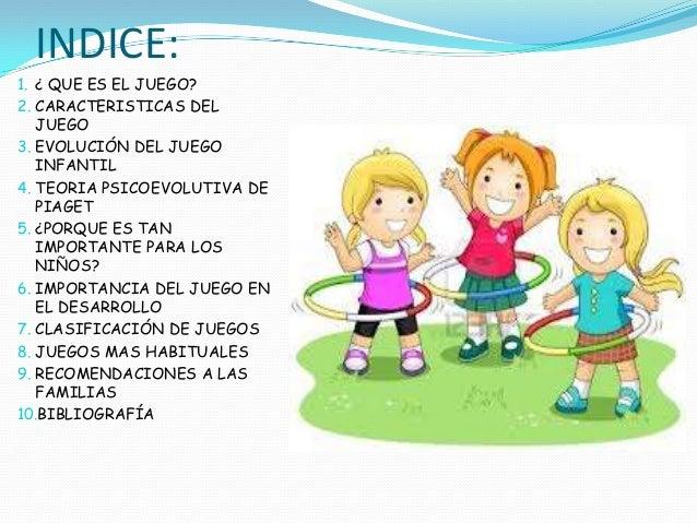 El juego en la infancia for Que es jardin de infancia