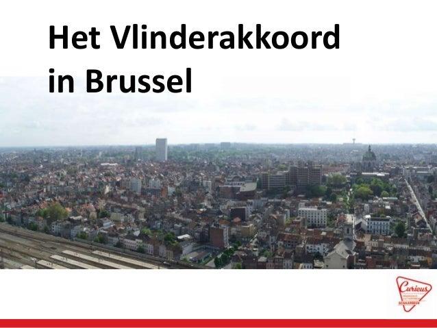Het Vlinderakkoordin Brussel