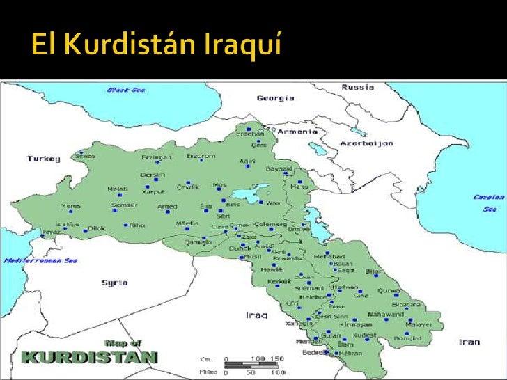 El Kurdistán Iraquí<br />