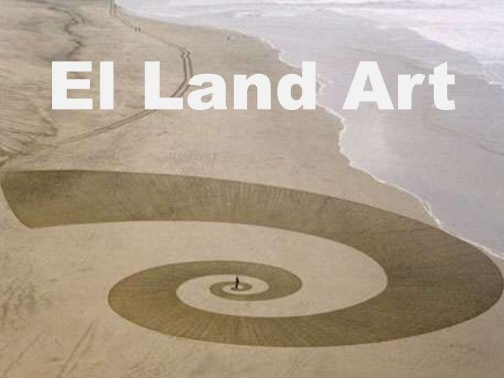 El Land Art<br />