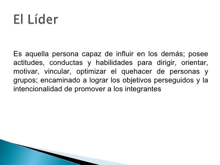 El Líder Slide 2