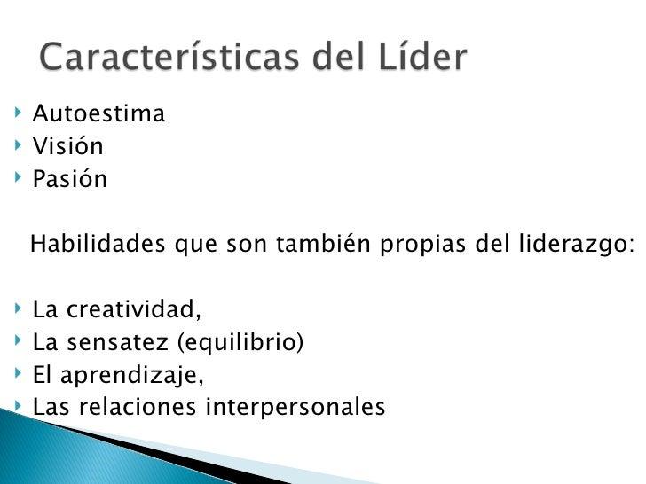 El Líder Slide 3
