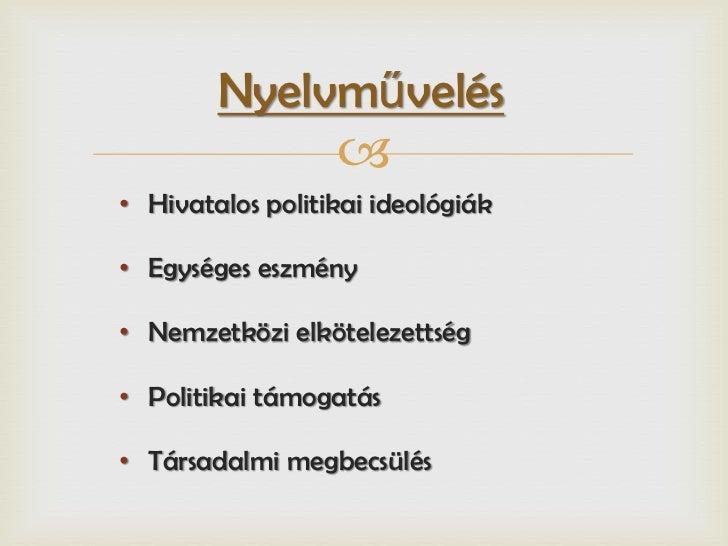 Politikai ideológiák