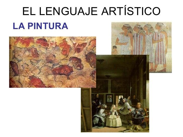 El lenguaje artístico la pintura 2010 11