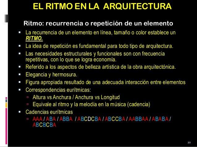 El lenguaje de la arquitectura for Que es arquitectura definicion