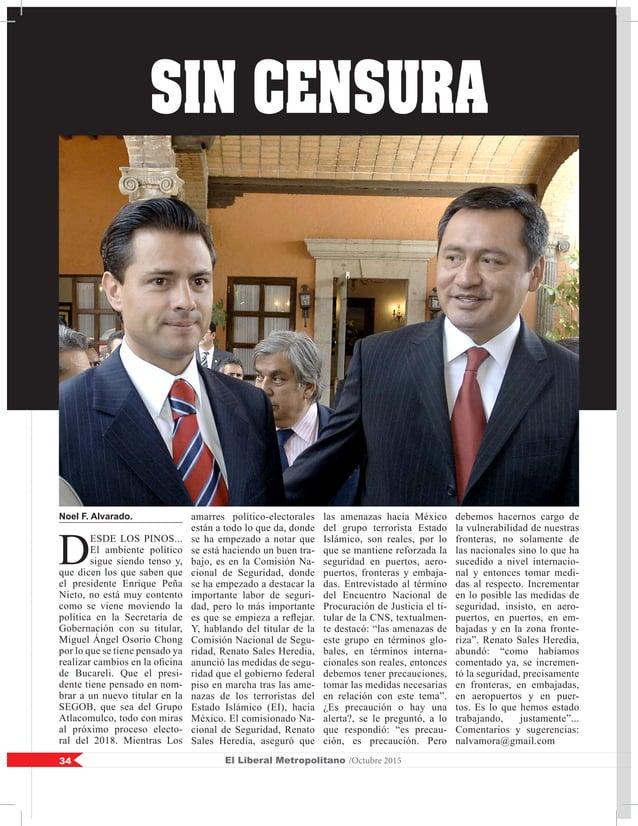 El liberal 1 diciembre 2015