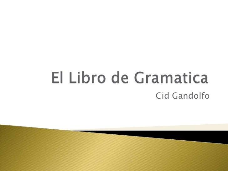 Cid Gandolfo