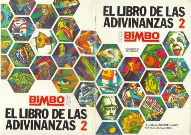 Bimbo - El Libro de las Adivinanzas 2