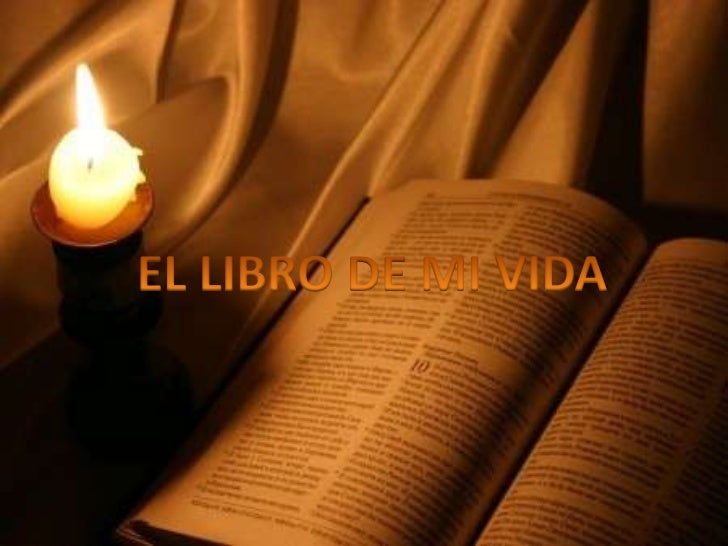 EL LIBRO DE MI VIDA<br />