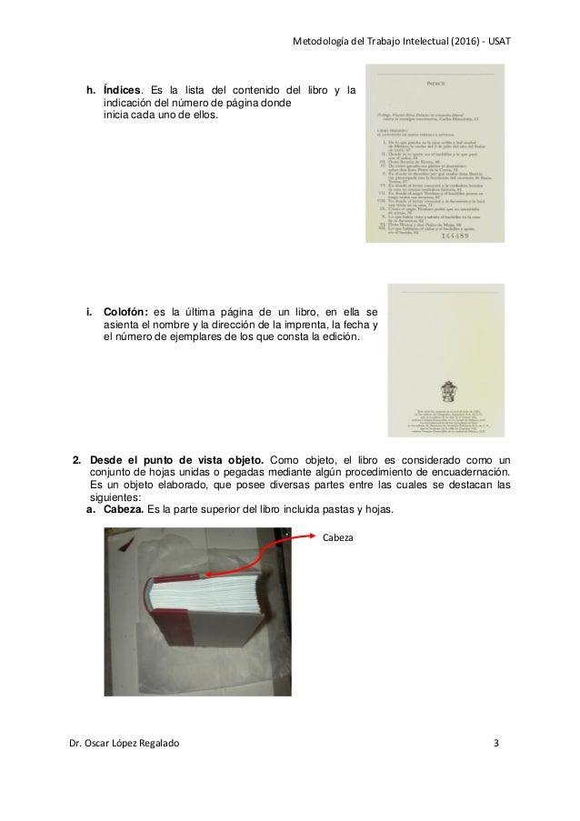 El libro y fuentes de información Slide 3