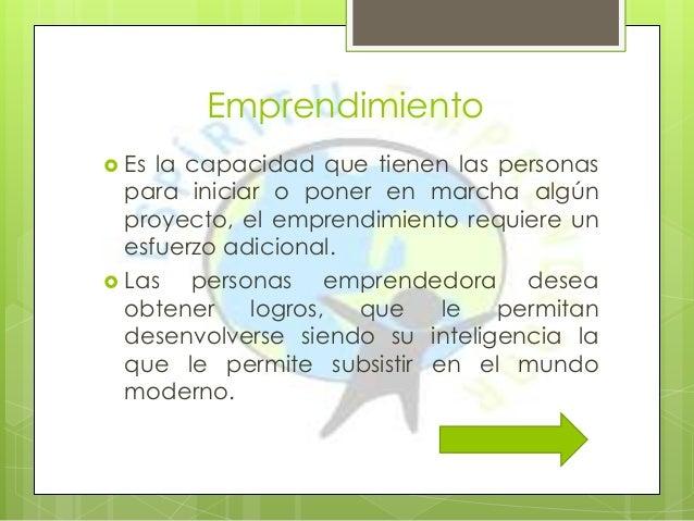 El liderazgo de los emprendimientos sociales Slide 2