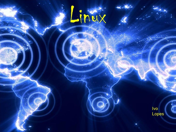 Linux Ivo Lopes