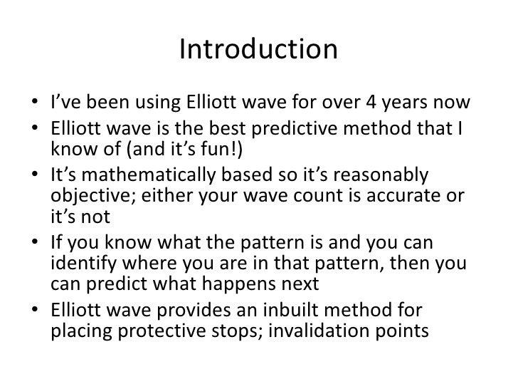Elliott wave forex lara