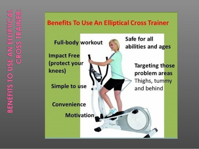 what does the elliptical machine work