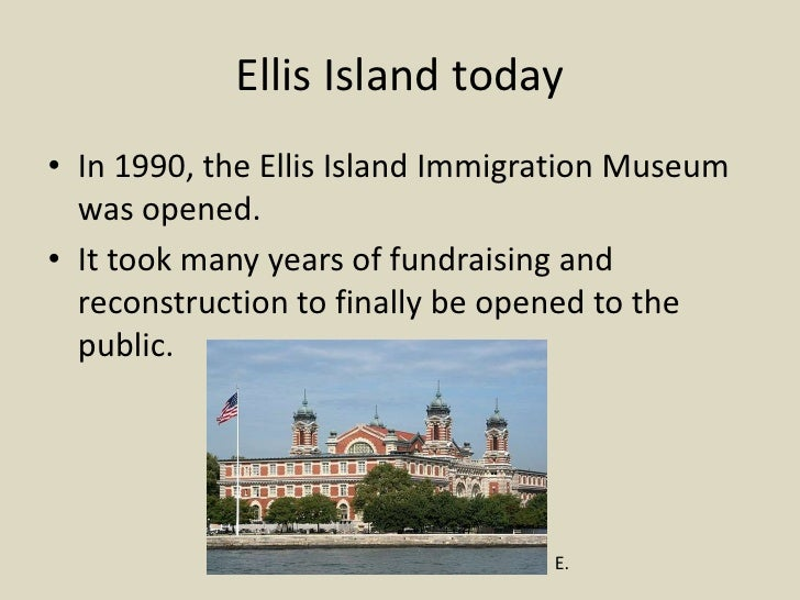 Ellisisland Org Genealogy Ellis Island History Asp