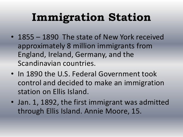 Scandinavian Immigrants Ellis Island