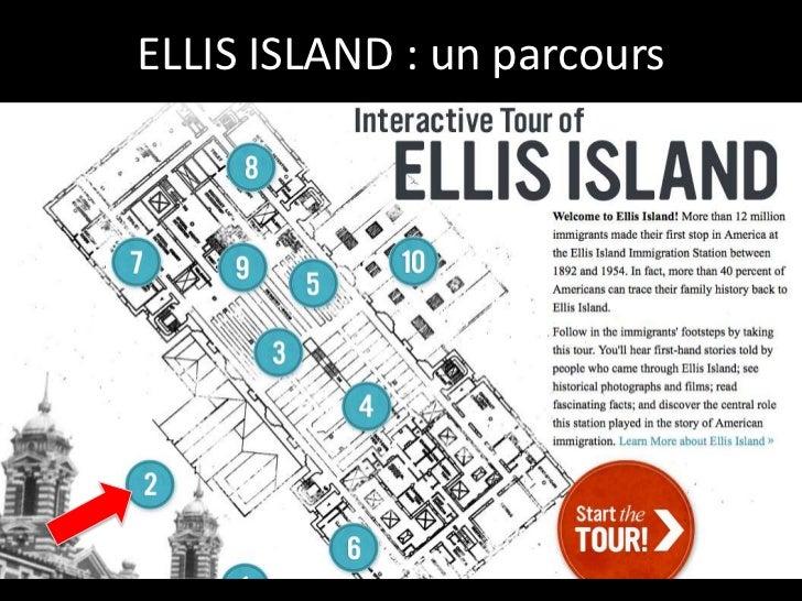 Ellis Island Visite Virtuelle
