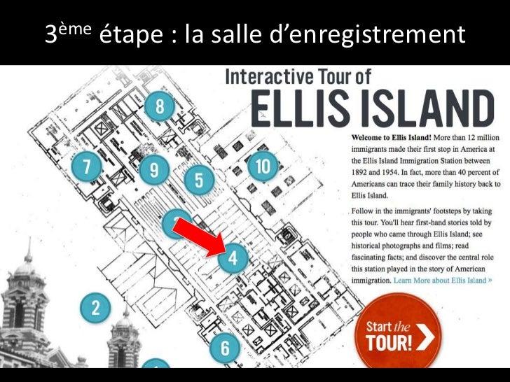 Ellis Island Etape