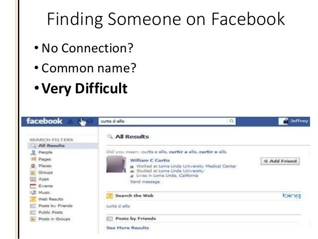 Researching Social Media
