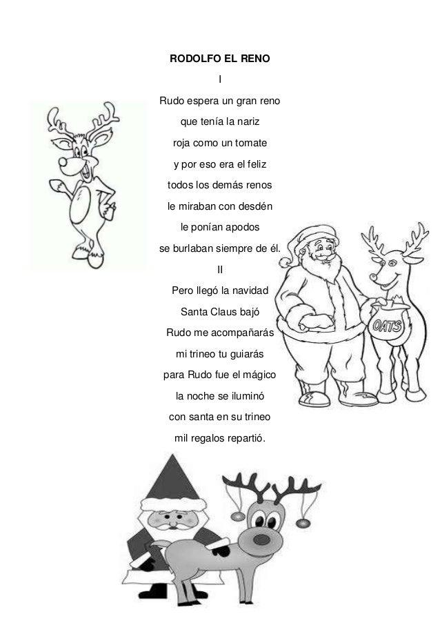 Cancion de navidad rodolfo el reno letra en ingles – Regalos caros ...