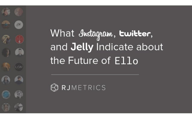 The Highlights  Will Ello unseat Facebook? Only time will tell. But the early  signs indicate that Ello has a good shot at...
