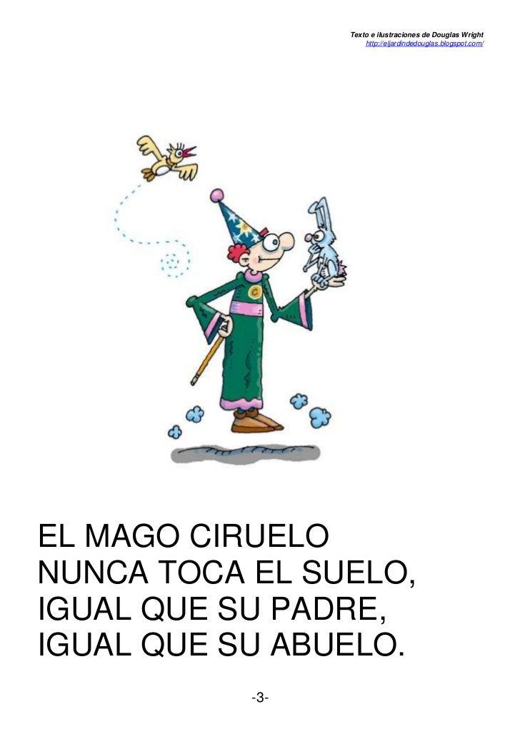 El mago ciruelo Slide 3