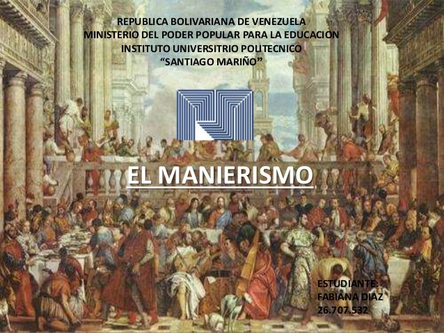 "REPUBLICA BOLIVARIANA DE VENEZUELA MINISTERIO DEL PODER POPULAR PARA LA EDUCACION INSTITUTO UNIVERSITRIO POLITECNICO ""SANT..."