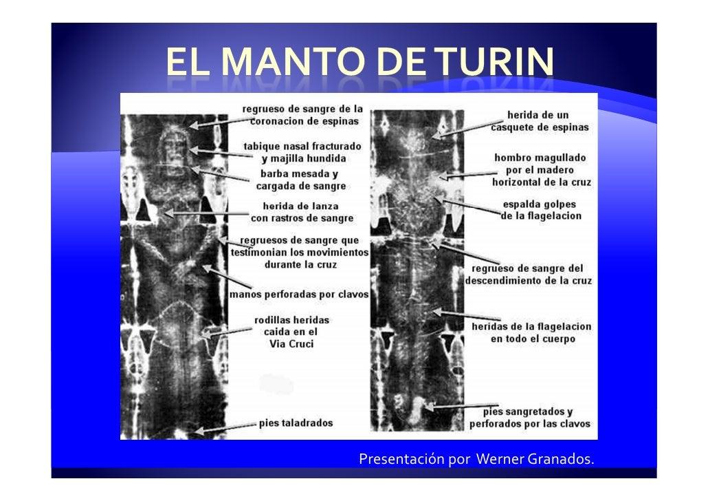 Presentación por Werner Granados.