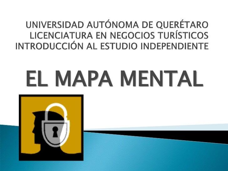 EL MAPA MENTAL