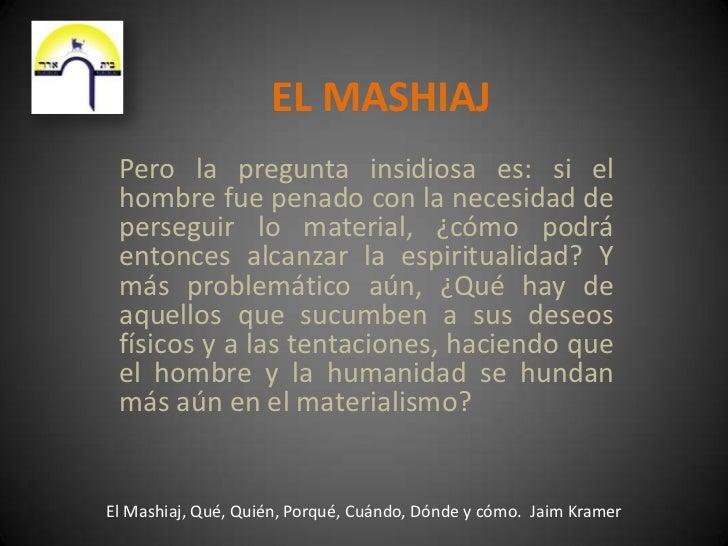 El Mashiaj Slide 2