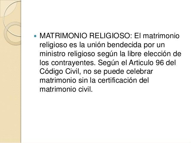 Matrimonio Catolico Que Es : El matrimonio