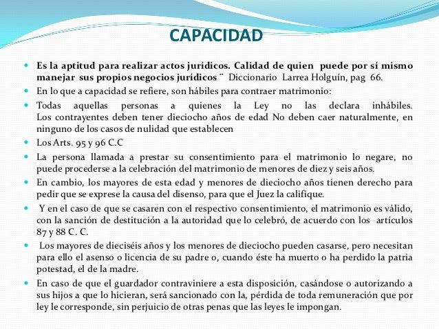 CAPACIDAD Es la aptitud para realizar actos jurídicos. Calidad de quien puede por sí mismo  manejar sus propios negocios ...