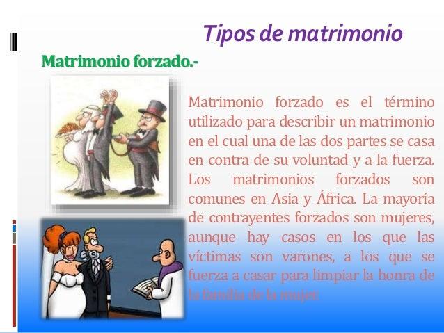 Matrimonio Romano Tipos : El matrimonio
