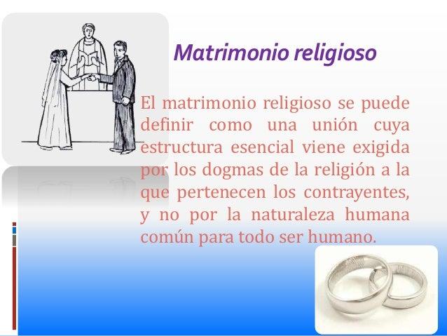 Matrimonio Catolico Religioso : El matrimonio