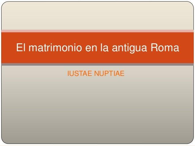 Matrimonio Romano Slideshare : El matrimonio en la antigua roma