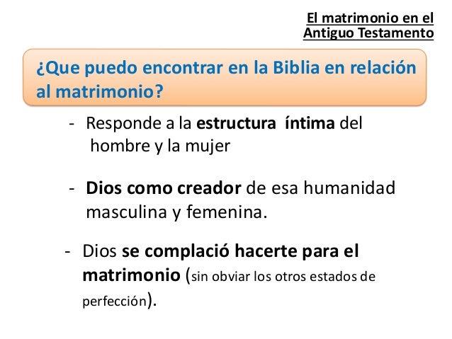 Matrimonio En La Biblia Catolica : El matrimonio en las sagradas escrituras