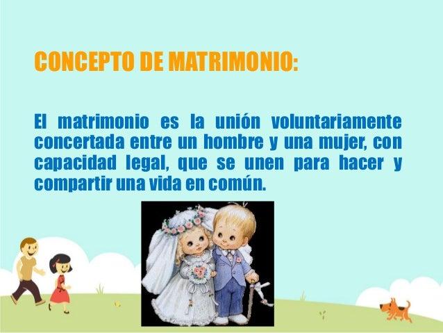 Matrimonio Definicion : El matrimonio en panamá