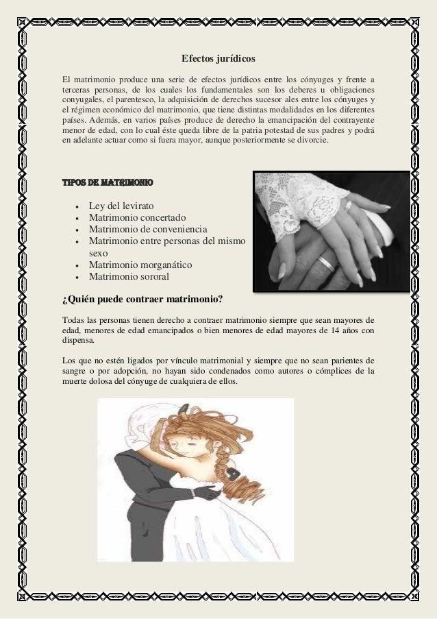 El matrimonio ntcs Slide 3