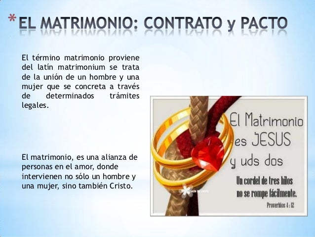 Matrimonio Catolico Con Un Ateo : El matrimonio power point