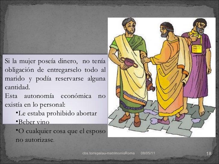 El Matrimonio Romano Monografias : El matrimonio romano