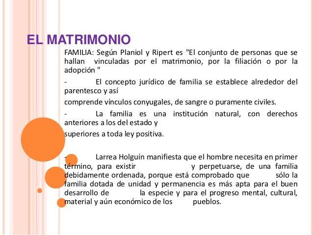 En El Matrimonio Catolico Hay Divorcio : El matrimonio y divorcio