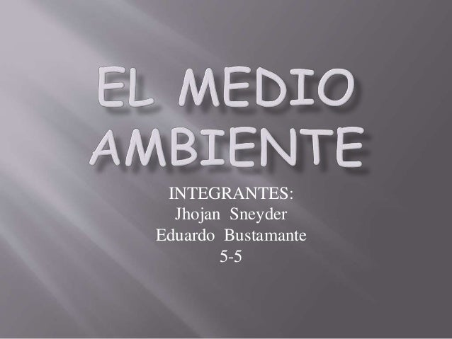 INTEGRANTES: Jhojan Sneyder Eduardo Bustamante 5-5