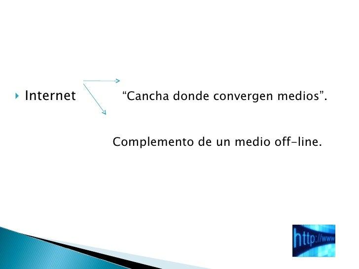 El medio y medio Slide 2