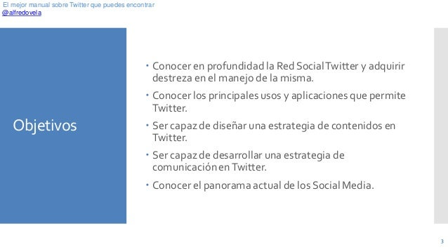 El mejor manual sobre Twitter que puedes encontrar Slide 3