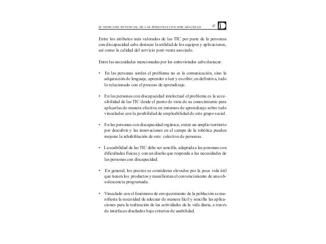 ESTUDIO  El Mercado Potencial de las Personas con Discapacidad en Esp… 32b71aec7e71b
