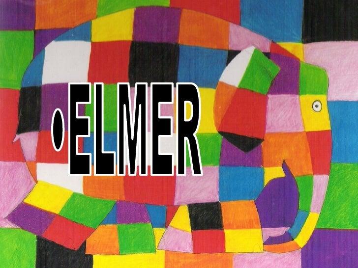 Elmer o elefante Slide 2