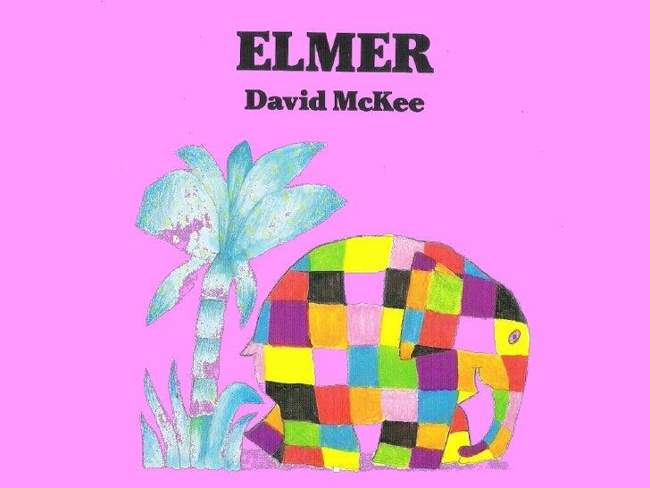 Elmer o elefante Slide 3