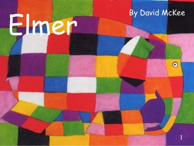 It is an image of Elmer the Elephant Printable pertaining to number