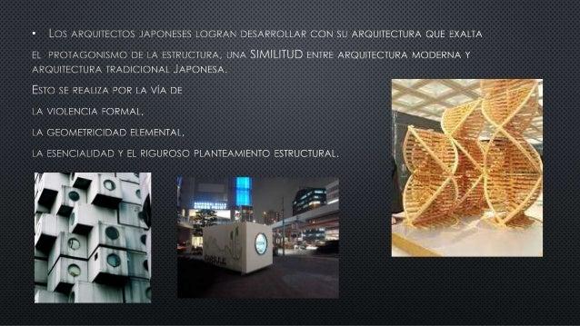 El metabolismo en la arquitectura